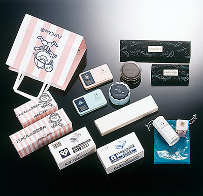 印刷紙器・紙製品